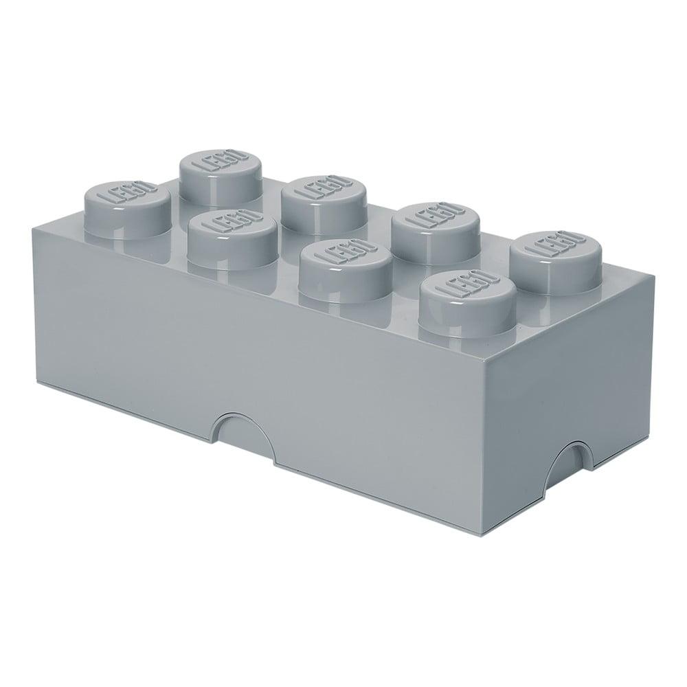 Szary pojemnik LEGO®