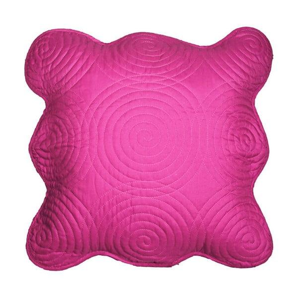Poszewka na poduszkę Uni Fuchsia, 60x60 cm