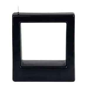 Świeczka Quadra 3 Black