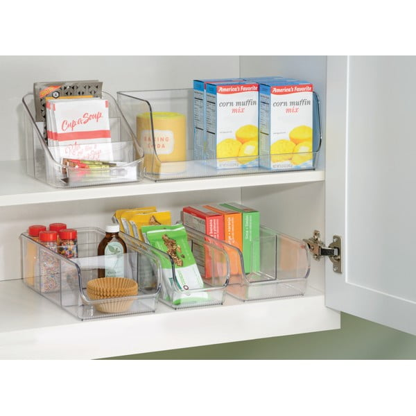 Organizer do lodówki iDesign Fridge, 15x16 cm