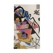 Dywan Kandinsky Blue, 150x90 cm