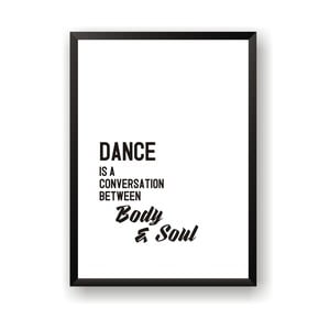 Plakat Nord & Co Dance, 50x70 cm