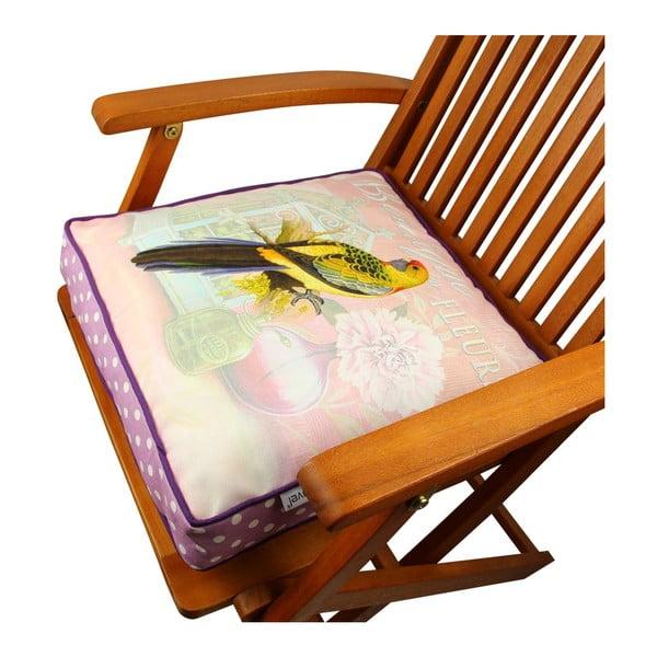 Poduszka na krzesło z wypełnieniem St. Helens, 42x42 cm
