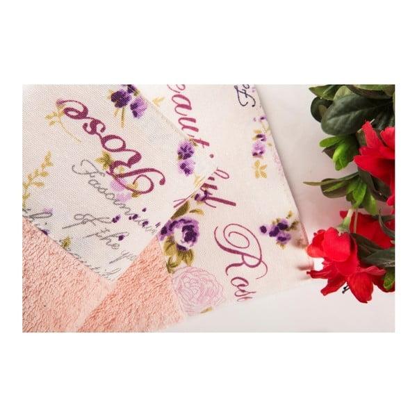 Zestaw 2 ręczników Laska V3, 30x50 cm + 50x90 cm
