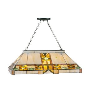 Lampa wisząca Tiffany Glass