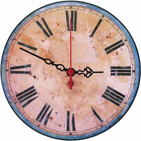 Zegar ścienny Destroyed, 30 cm