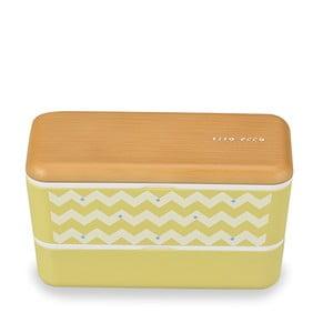 Pudełko na lunch Wave Green, 580 ml