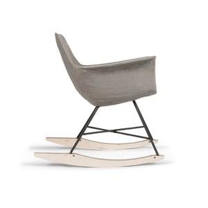 Betonowy fotel na biegunach Lyon Béton Hauteville
