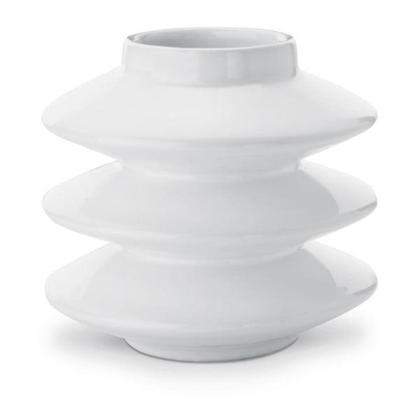 Pojemnik White Glass, 11x10x11 cm