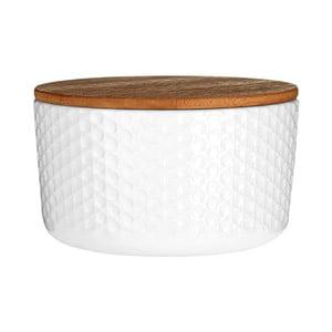 Biały pojemnik Premier Housewares White Mod, ⌀14cm