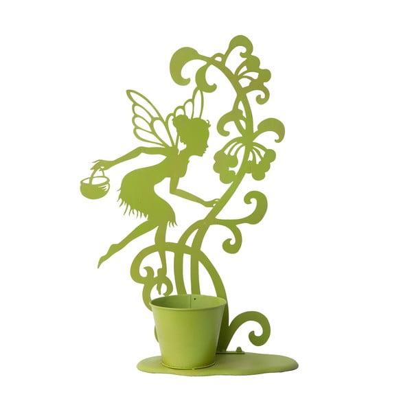 Doniczka dekoracyjna Vasetto, zielona