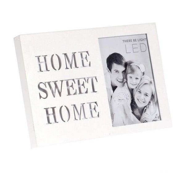 Świecąca ramka na zdjęcia Home Sweet Home