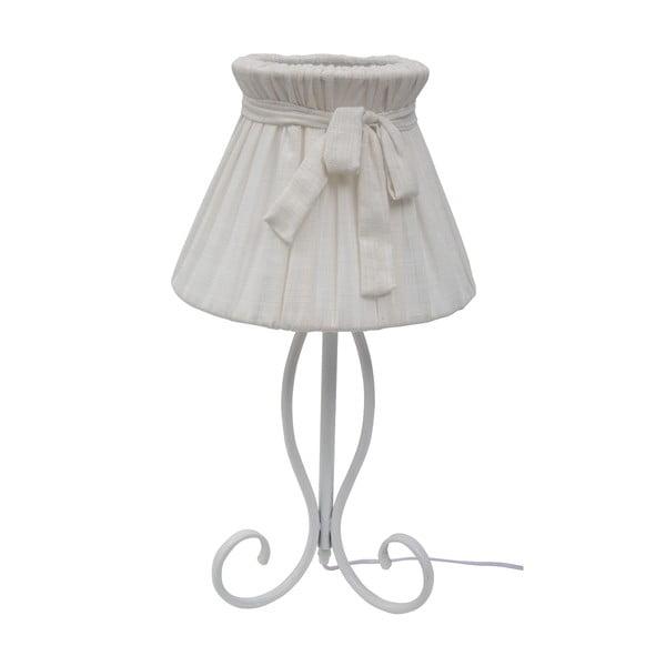 Lampa stołowa Mauro Ferretti Spire, jasna