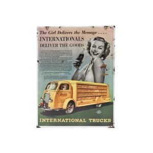 Tabliczka Novita Intern Trucks