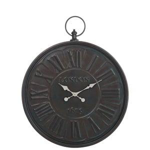 Zegar Num London Black, 62 cm
