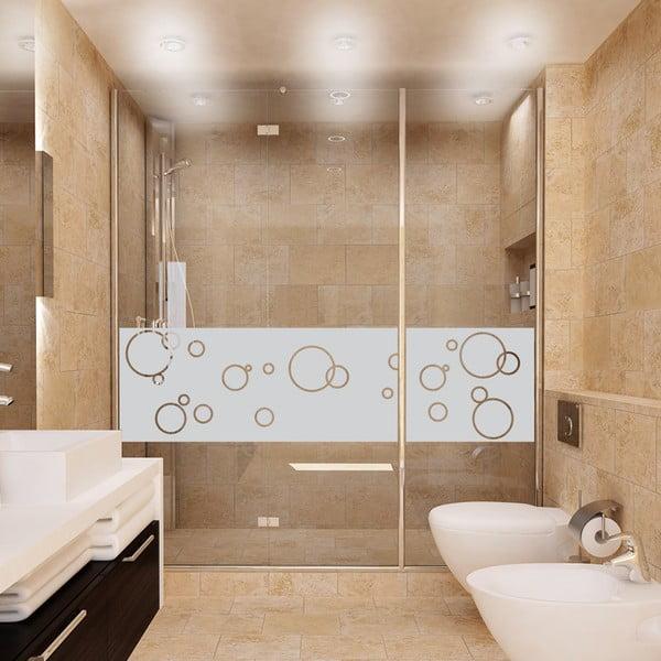 Naklejka wodoodporna do łazienki Ambiance Bubbles
