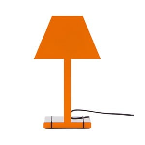 Pomarańczowa lampa Caoscreo 2D Night