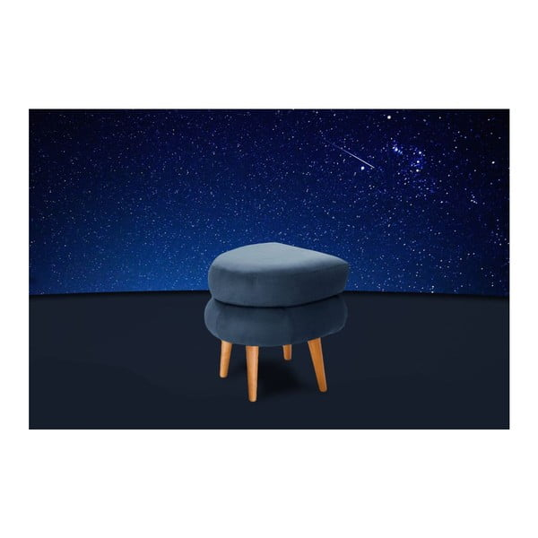 Taboret Supernova Navy Blue