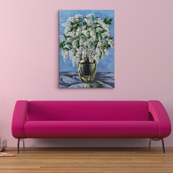 """Obraz na płótnie """"Lilak"""", 50x70 cm"""