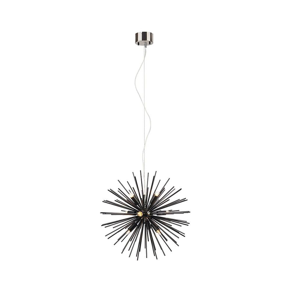 Czarna lampa wisząca Markslöjd Soleil