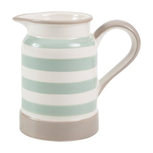 Dzbanek T&G Woodware Mint Stripe, 275 ml