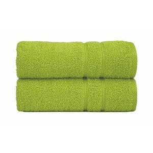 Ręcznik Sorema Basic Lime, 50x100 cm