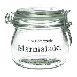 Szklany pojemnik na marmoladę Marmalade