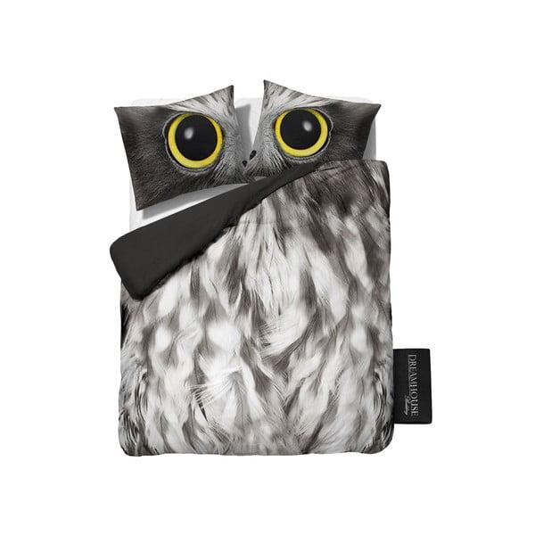 Pościel Owl Look Grey, 240x200 cm