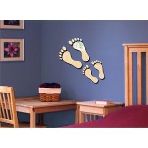 Lustro dekoracyjne Footprints