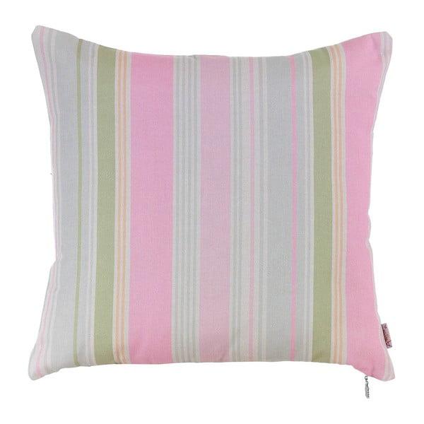 Poszewka na poduszkę Rose Stripes