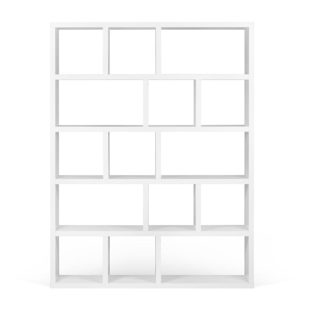 Biała biblioteczka TemaHome Berlin, 150x198 cm