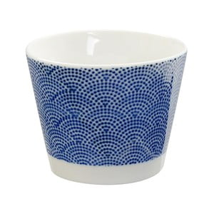 Porcelanowa filiżanka Dot Nippon Blue