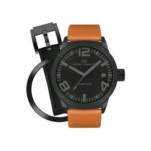 Zegarek unisex Marc Coblen z dodatkowym paskiem i obręczą P49