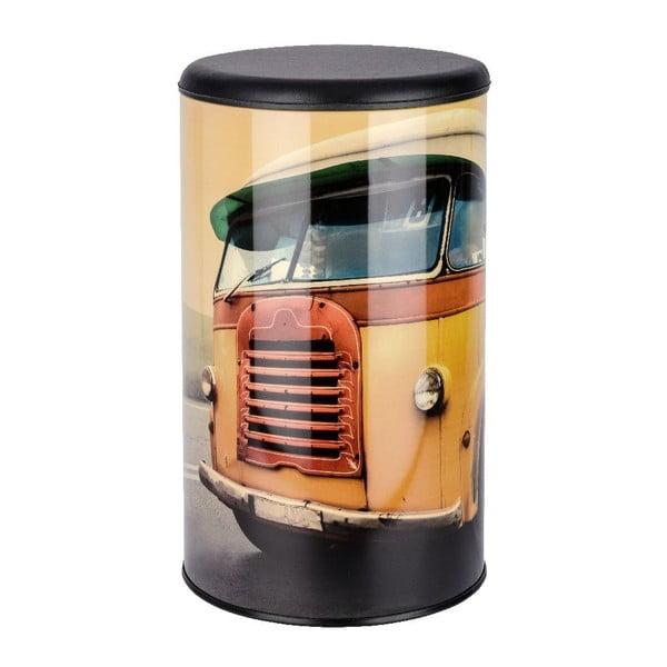 Kosz na pranie Wenko Vintage Bus
