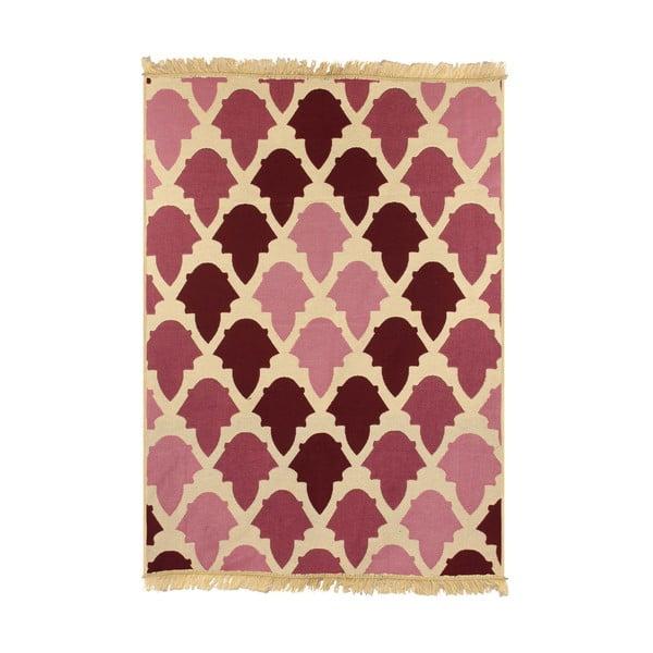 Czerwony dywan Floorist Baklava Claret Red, 120x180 cm