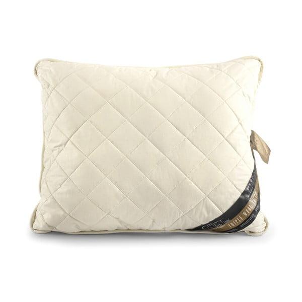 Poduszka wełniana Touch, 60x70 cm