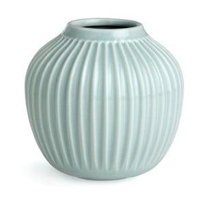 Miętowy mały wazon Kähler Design Hammershoi