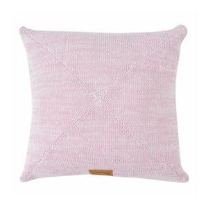 Różowa poszewka na poduszkę Hawke&Thorn Parker