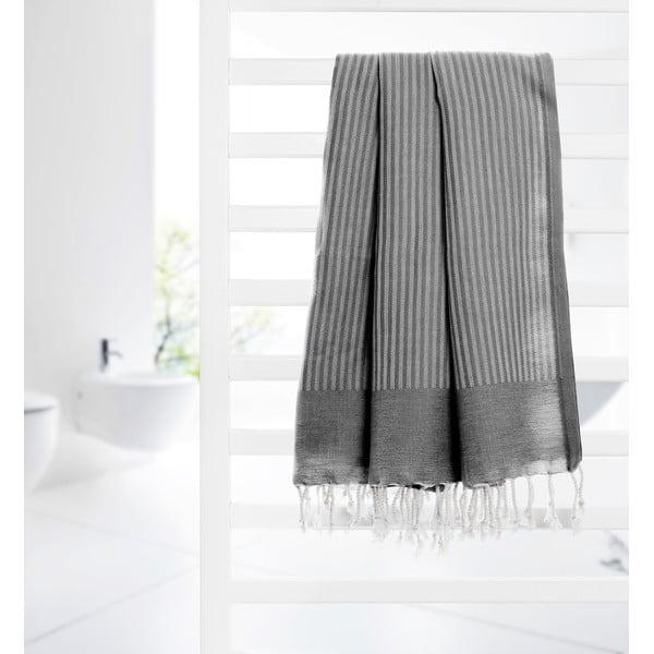 Ręcznik hammam Loincloth, szary