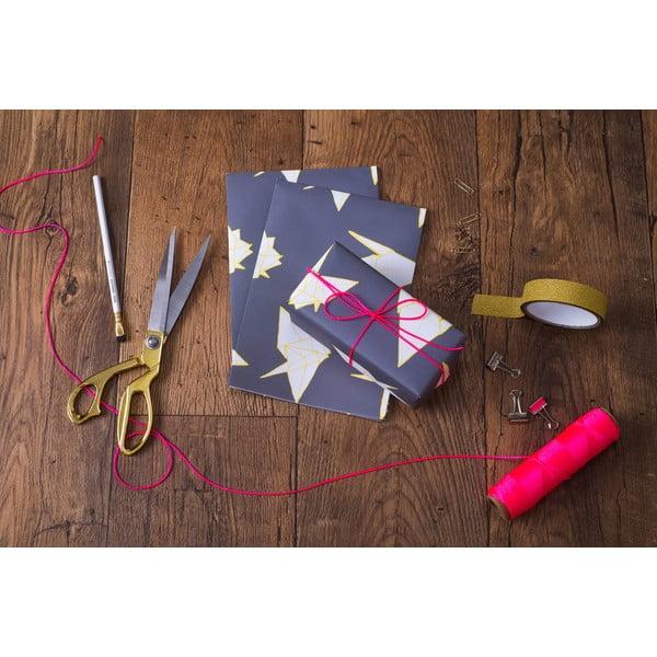 Papier ozdobny Cranes, 3 listy
