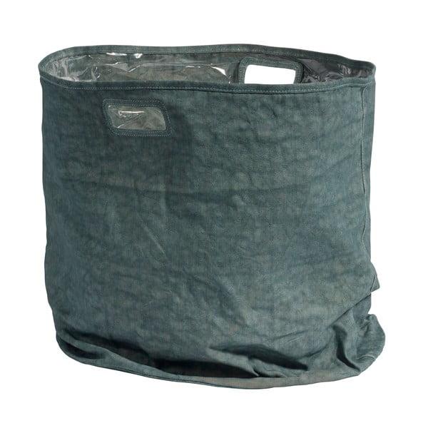 Koszyk Canvas 50x50 cm, zielony