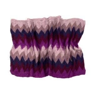 Szalik komin Multi Purple