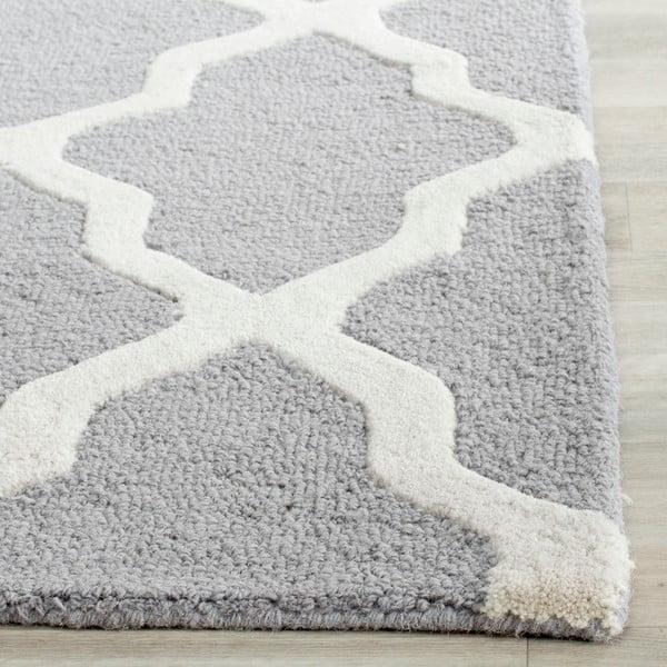 Wełniany dywan Safavieh Ava, 91 x 152 cm