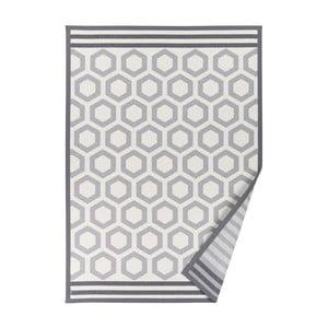 Szary dywan dwustronny Narma Oore, 160x230 cm