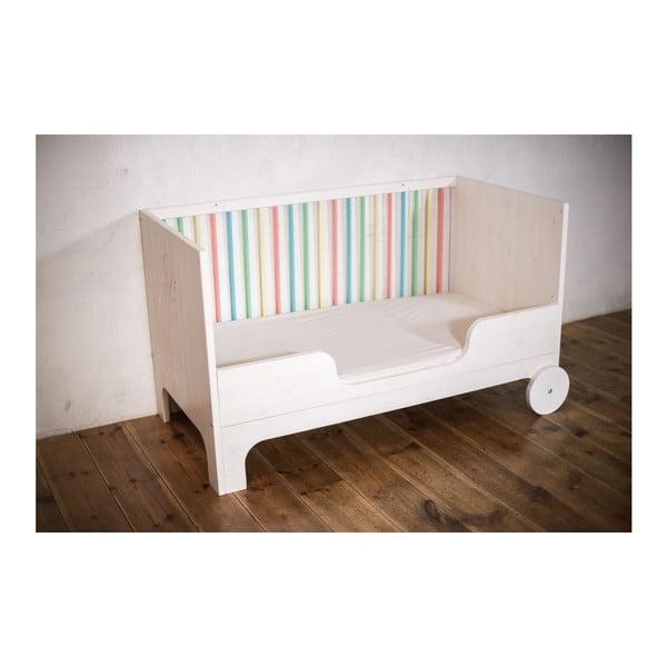 Łóżeczko dziecięce Crib Lumy Colored
