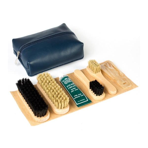 Zestaw do czyszczenia butów Cepi 510, kolor niebieski