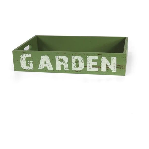 Taca drewniana Garden