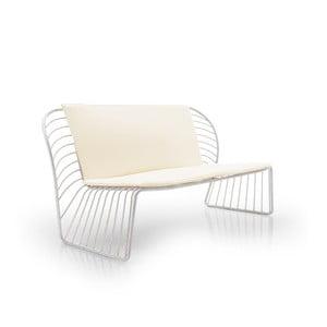 Sofa ogrodowa Sedia White