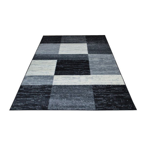 Dywan Flair Rugs Carré Grey, 200x285 cm