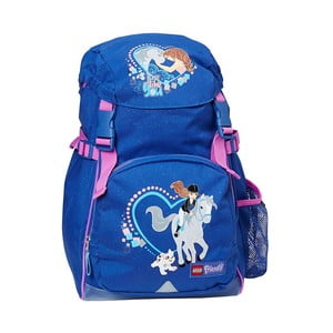 Niebieski plecak dzieciecy LEGO® Friends Horse Norwegian